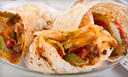 $50 Groupon for Dinner - Fiesta Sombreros Grill & Cantina in Houston