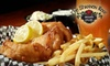 The Shannon Rose Irish Pub - Multiple Locations: $15 for $30 Worth of Irish Fare and Drinks at The Shannon Rose Irish Pub