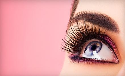 Natural Eyelash Extensions, Up to 25 Lashes Per Eye (a $150 value) - Le Studio Salon De Beaute in Mesa