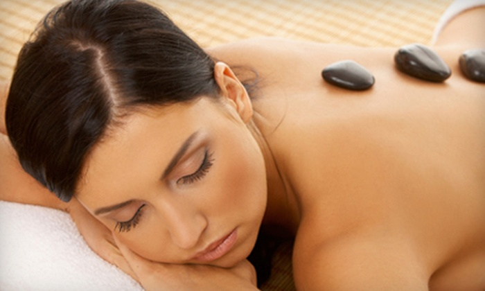 Healing Hands  - East Village: $49 for a 60-Minute Deep-Fusion Hot-Stone Massage at Healing Hands ($120 Value)