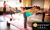 CorePower Yoga - National - Multiple Locations: $59 for One Month of Unlimited Yoga Classes at CorePower Yoga ($159 Value). Ten Locations Available.