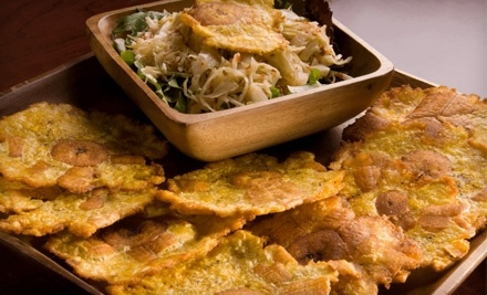 $25 Groupon to Arepa City - Arepa City in Harrisburg