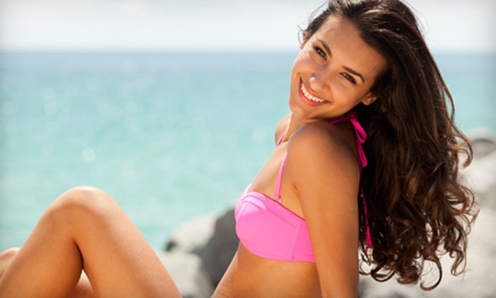 Southern Tans - Ellendale: $25 for Mystic Spray Tan, Facial Red-Light Therapy, and Hydration Treatment at Southern Tans in Bartlett ($55 Value)