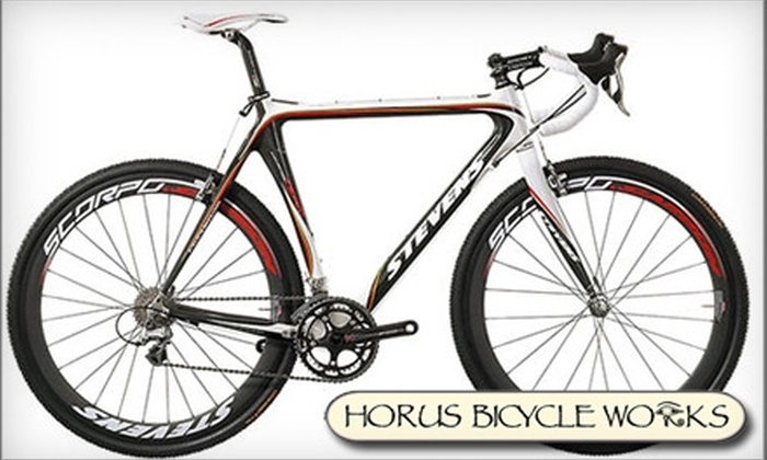 Horus Bicycle Works - Victoria West: $22 for a Full Bike Tune-Up at Horus Bicycle Works ($45 Value)