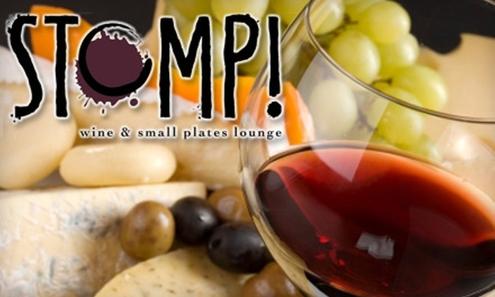 Stomp! - Tassajara: $10 for $20 Worth of Gourmet Small Plates and Drinks at Stomp in Danville