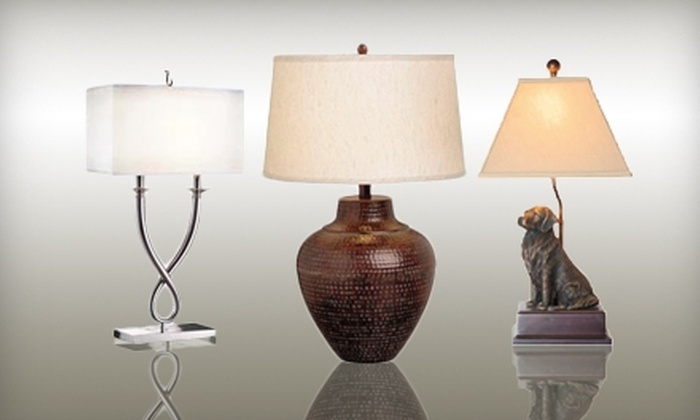 A Shade Better - Sixteen Mile Stand: $20 for $40 Worth of Lamps, Shades, and More at A Shade Better
