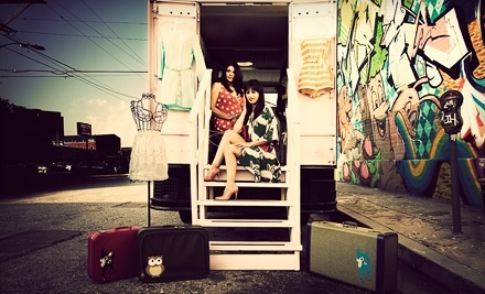 $35 Groupon to Le Fashion Truck - Le Fashion Truck in