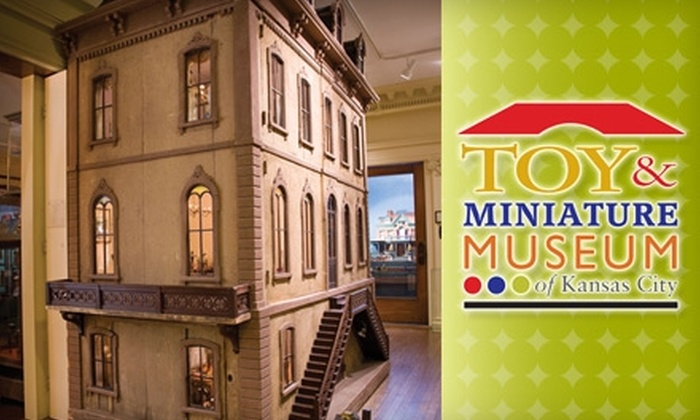 Toy & Miniature Museum - Crestwood: $30 for a One-Year Family Membership to the Toy & Miniature Museum of Kansas City ($60 Value)