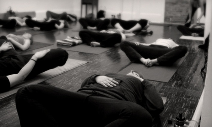Open Yoga Gallery - Detroit - Shoreway: $12 for Two Yoga Classes at Open Yoga Gallery ($24 Value)
