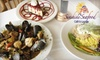 Sunshine Seafood Café & Lounge - Fort Myers: $10 for $20 Worth of Lunch Fare (or $20 for $40 Worth of Dinner Fare) at Sunshine Seafood Café & Lounge