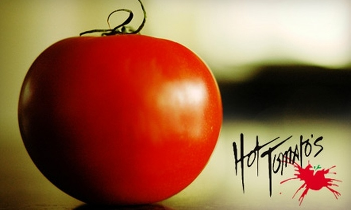 Hot Tomato's - Downtown: $10 for $20 Worth of Italian Fare At Hot Tomato's