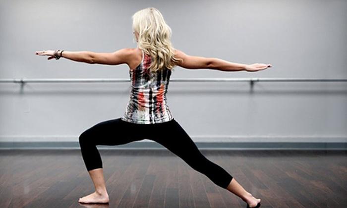 Mind Body Barre Fitness & Healing Studio - Rehoboth: 5, 10, or 20 Drop-In Fitness Classes at Mind Body Barre Fitness & Healing Studio in Rehoboth (Up to 70% Off)
