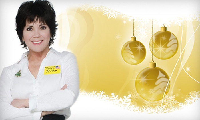 """A Waffle House Christmas Musical"" with Joyce DeWitt - Roanoke Rapids: ""A Waffle House Christmas Musical"" with Joyce DeWitt at Royal Palace Theatre (Up to Half Off). Four Shows Available."