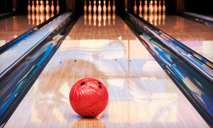 The Park Tavern - St. Louis Park: $49 for One Hour of Unlimited Bowling Daily for the Summer at The Park Tavern (Up to $960 Value)