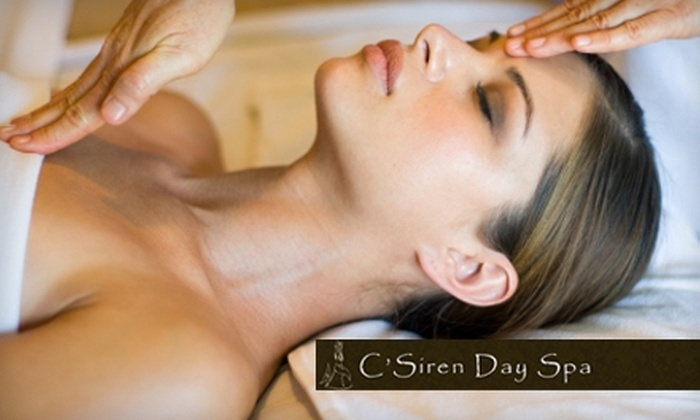 C'Siren Day Spa - San Clemente: $49 for a Signature Seaweed Facial or Mermaid Rejuvenating Massage at C'Siren Day Spa