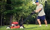 Petty's Clean and Green Lawn Care LLC - New Orleans: Lawn-Care Maintenance with Optional Fertilizer and Weed Control from Petty's Clean and Green Lawn Care (Up to 58% Off)