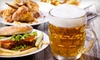Weiland Brewery - Los Angeles: Craft Brews and Grill Food at Weiland Brewery (50% Off). Two Options Available.