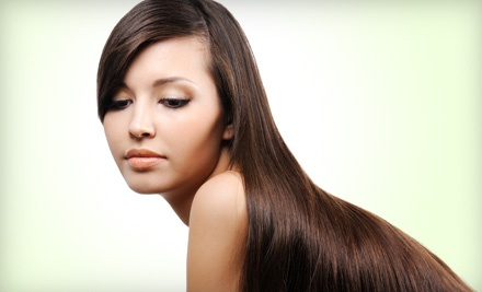 Haircut and Blowout (up to a $75 value) - Hazel Street Salon in Birmingham