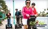The Electric Experience-OOB - Waterway East Condominiums: $19 for a One-Hour Guided Segway Tour ($49 Value) or Two-Hour Electric Bike Rental ($39 Value) at The Electric Experience