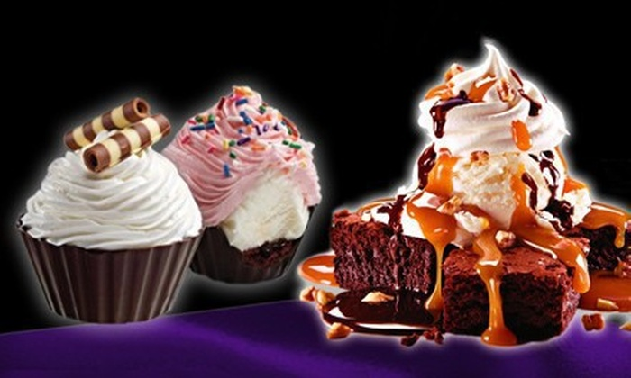 Cold Stone Creamery - Multiple Locations: Ice Cream, Sundaes, and Shakes, or Cakes and Cupcakes at Cold Stone Creamery in Rehoboth Beach (Half Off)