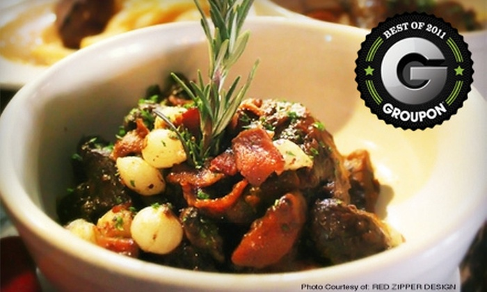 La Provence Brasserie - Albuquerque: French Dinner Fare at La Provence Brasserie (Up to 55% Off). Two Options Available.