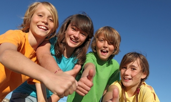Win Kids - Flower Mound: $80 for Children's Summer Camp and Family Enrollment at Win Kids in Flower Mound ($229 Value)