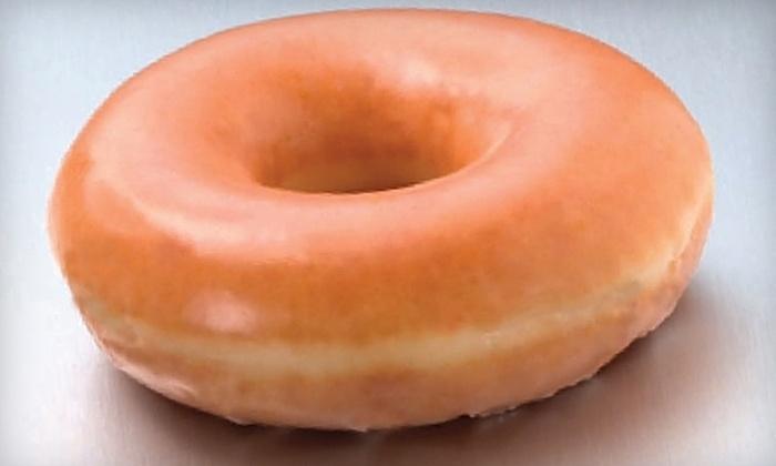 Krispy Kreme  - Mountain View: $8 for Two-Dozen Glazed Doughnuts at Krispy Kreme in Mountain View ($16.98 Value)