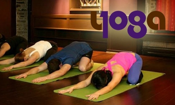 108 Yoga - Downtown Halifax: $39 for One Month of Unlimited Yoga Classes at 108 Yoga ($135 Value)