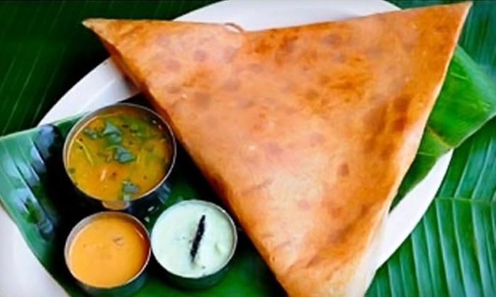 Udipi Cafe - Smyrna: $10 for $20 Worth of Indian Cuisine and Drinks at Udipi Cafe