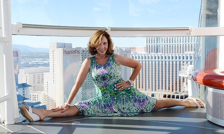An Evening with Rita Rudner at Harrah's Showroom at Harrah's Las Vegas on October 29–December 27 (Up to 47% Off)