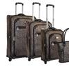 $299.99 for an Adrienne Vittadini Luggage Set