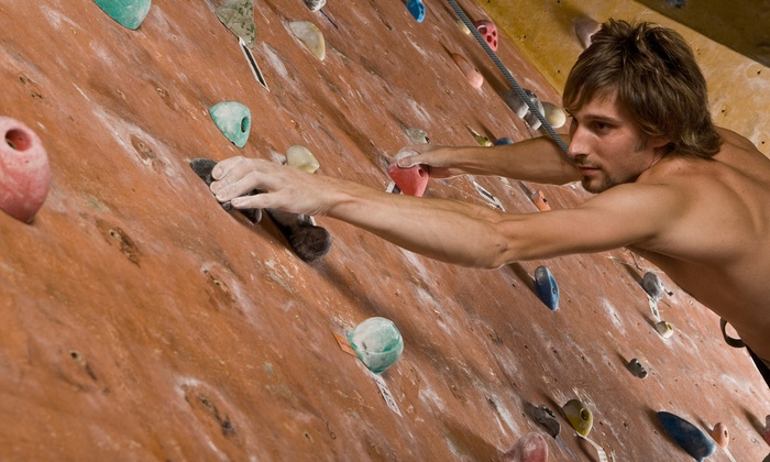 Of Rock and Chalk - Newmarket: Two Hours of Open-Climb Time for up to Two or Four at Of Rock and Chalk (Up to 58% Off)