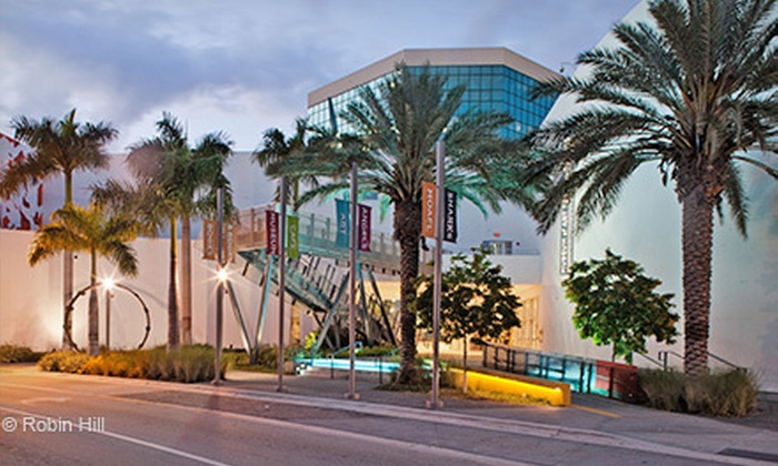 Museum of Art Fort Lauderdale - Central Beach: Museum of Art Fort Lauderdale Visit for Two or Four (Up to 54% Off)
