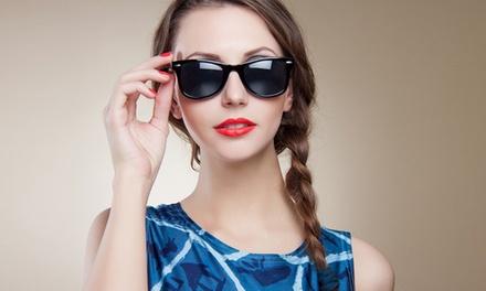 Bon d'achat de 100€ ou 250€ valable sur lunettes optiques ou solaires et verres correcteurs dès 9,90 € à Optical Confort