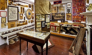 Christian C. Sanderson Museum: One-Year Individual, Family, or Patron Membership to Christian C. Sanderson Museum (Up to 48% Off)