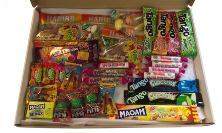 Sour Sweets Letterbox Buster