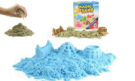 Sable à modeler Magic Sand avec accessoires dès 6,98€