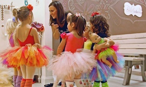 Bella Ballerina: Dance Classes at Bella Ballerina (Up to 50% Off). Two Options Available.
