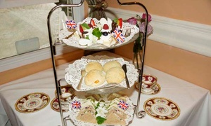 High Tea Cottage: Three- or Four-Course Tea for Two or Four at High Tea Cottage (Up to 46% Off)