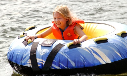 Adult Tube Rentals for Two or Four from Fall City Floating (Up to 51% Off). Four Options Available.