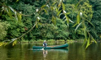 Half-Day Canoe Hire For Up to Eight at Want To Canoe?