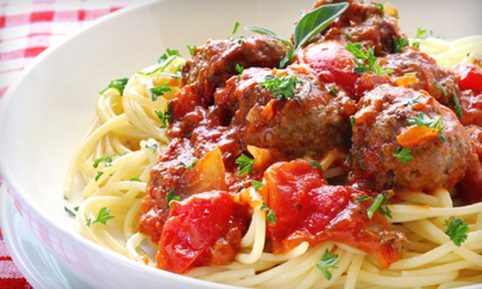 Italian Village - Strongsville: Italian Cuisine for Dinner or Lunch at Italian Village (50% Off)