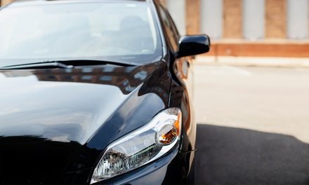 $17 for Executive Wash with Gasoline Credit at Hot Springs Car Wash and Detail Center (50% Value)