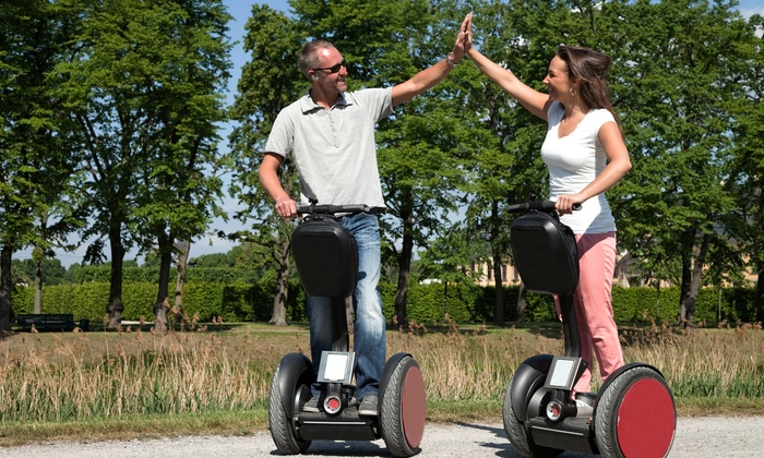 Oregon Nation Tours - Downtown Portland: $37 for One Segway Tour for One from Oregon Nation Tours ($69 Value)