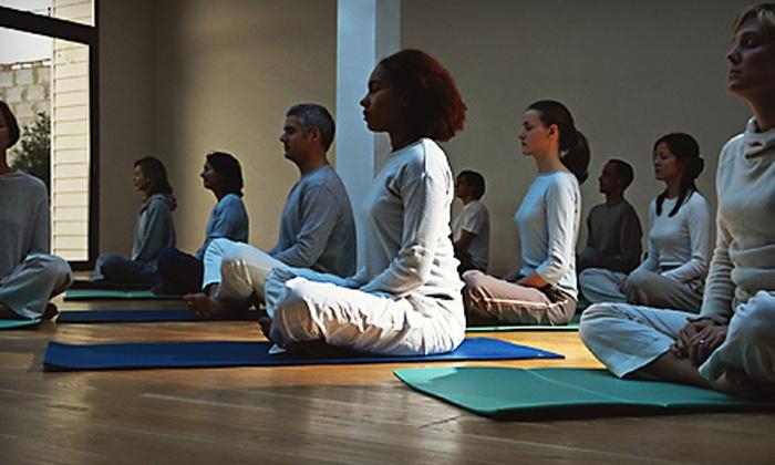 One Love Yoga - West Allis: 5 or 10 Drop-In Yoga Classes at One Love Yoga in West Allis