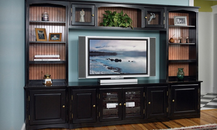 Woodcraft Furniture - Brownsburg: $50 for $100 Worth of Furniture at Woodcraft Furniture in Brownsburg