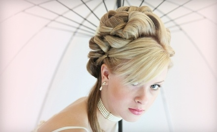 $80 Groupon to Designs By Diana's Salon & Spa - Designs By Diana's Salon & Spa in Tucson