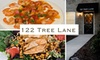 122 tree lane - CLOSED - Helena: $10 for $25 Worth of Cajun and Creole Dishes and Drinks at 122 Tree Lane