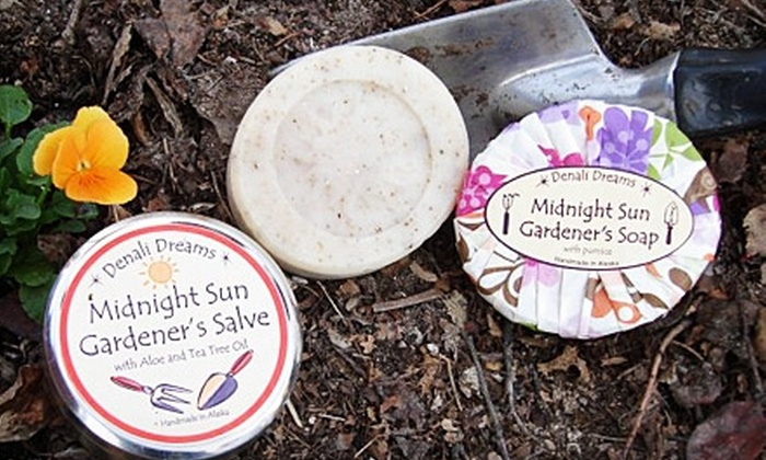 Denali Dreams - Anchorage: $8 for $18 Worth of Natural Soaps, Balms, and More at Denali Dreams