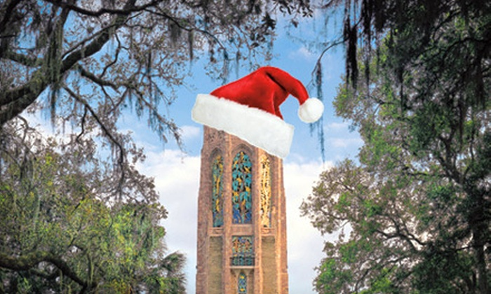 Bok Tower Gardens - Lake Wales: Christmas Garden and Estate Tour for Two or Four at Bok Tower Gardens in Lake Wales (Up to 58% Off)